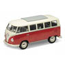 VW T1 Bus 1963 (Red) (Diecast Car)