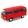 VW Bus T2 1972 (Red) (Diecast Car)