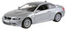 2008 BMW M3 Coupe (Grey) (Diecast Car)