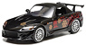 Fast & Furious - The Fast and the Furious (2001) - 2002 Honda S2000 - Black (ミニカー)