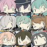 Kantai Collection Rubber Key Ring Vol.5 10 pieces (Anime Toy)