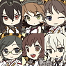 Nendoroid Plus: KanColle Straps - 3rd Fleet (Vol.3) 6 pieces (Anime Toy)