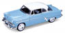 1953 Ford Victoria (Light Blue) (Diecast Car)