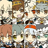 Kantai Collection Rubber Strap Collection 8 pieces (Anime Toy)