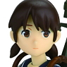 Microman Arts Kantai Collection MA1004 Shirayuki (PVC Figure)
