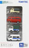 The Car Collection Basic Set G3 (4 Cars Set) (Model Train)