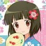 Chara Sleeve Collection Kiniro Mosaic Omiya Shinobu (No.280) (Card Sleeve)