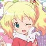 Chara Sleeve Collection Kiniro Mosaic Alice Carteret (No.281) (Card Sleeve)