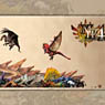 Monster Hunter 4 Monster Size Chart (Anime Toy)