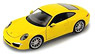 Porsche 911 (997) Carrera S (Yellow)