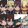 Kantai Collection Rubber Strap Collection Vol.2 8 pieces (Anime Toy)