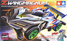 Fully Cowled Mini 4WD Z-Wing Magnum (AR Chassis) (Mini 4WD)
