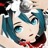 Bushiroad Sleeve Collection HG Vol.687 Hatsune Miku -Project DIVA- F 2nd [Bless You] (Card Sleeve)