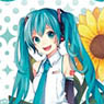 Hatsune Miku with flowers (Anime Toy)