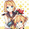 Kagamine Rin Len with flowers (Anime Toy)