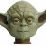 Star Wars / Yoda Mask (Completed)
