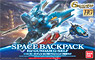 Option Unit Space Pack for Gundam G-Self (HG) (Gundam Model Kits)