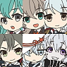 Nendoroid Plus: KanColle Straps - 4th Fleet (Vol.4) 6 pieces (Anime Toy)