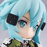 Smart Phone Stand Beautiful Girl Character Collection No.08 Sword Art Online II Sinon (Anime Toy)