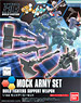 Mock Army Set (HGBC) (Gundam Model Kits)