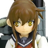 Microman Arts Kantai Collection MA1016 Inazuma (PVC Figure)