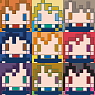 Love Live! Dot Trading Rubber Strap (10 pieces) (Anime Toy)