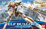 Elf Bullock (Mask Custom) (HG) (Gundam Model Kits)