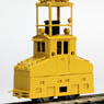 (HOe) Meiji Mining Industry Convex Type Electric Locomotive #601 (Unassembled Kit) (Model Train)