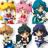 Twinkle Dolly Sailor Moon 2 10 pieces (Shokugan)