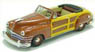 Chrysler Town & Country 1947 Costa Rica Brown (Diecast Car)