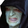Star Wars / Darth Sidious Collectors Mask (Completed)