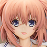 PUSH!! Illustration Archives Cover Picture Alpha Cover Girl (PVC Figure)