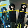 Kagerou Project Mekakushidan Original Folding Fan (Anime Toy)