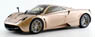 Pagani Huayra Gold GTA (Diecast Car)
