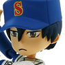 Playgure feat.Ace of Diamond PG10 Furuya Satoru (PVC Figure)