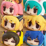Hatsune Miku: Animal Charm Straps 8 pieces (Anime Toy)