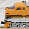 EMD F3A Denver & Rio Grande (No.5524) (without SG) ★外国形モデル (鉄道模型)