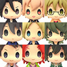 Color Collection Tsukiuta Vol.2 12 pieces (PVC Figure)