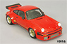 1976 PORSCHE 934 PLAIN BODY RED (ミニカー)