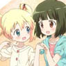 Hello!! Kin-iro Mosaic Kyoto Style Japanese Folding Fan (Anime Toy)