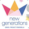 Minicchu The Idolm@ster Cinderella Girls Folding Fan new generations (Anime Toy)