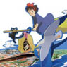 Ghibli ga Ippai POP-UP k!t Kiki`s Delivery Service - Beginning Work (Anime Toy)