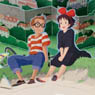 Ghibli ga Ippai POP-UP k!t Kiki`s Delivery Service - Date at the Beach (Anime Toy)