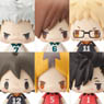 Koedaraizu Haikyu!! vol.2 6 pieces (PVC Figure)