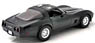 Chevrolet Corvette 1982 Coupe (Black) (Diecast Car)
