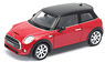 New Mini Hatch S 2014 (Red) (Diecast Car)