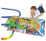 Disney Dream Railway Carry Play Map (Outing Three Dimensional Map) (Plarail)