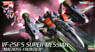 VF-25F/S Super Messiah `Macross Frontier` (Plastic model)