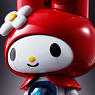 Chogokin My Melody (Red) (Completed)