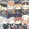 Kantai Collection Rubber Key Ring Vol.10 10 pieces (Anime Toy)